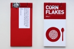 Cover: Recycled Korn Flakes box