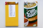Cover: Recycled Cup a Soup box